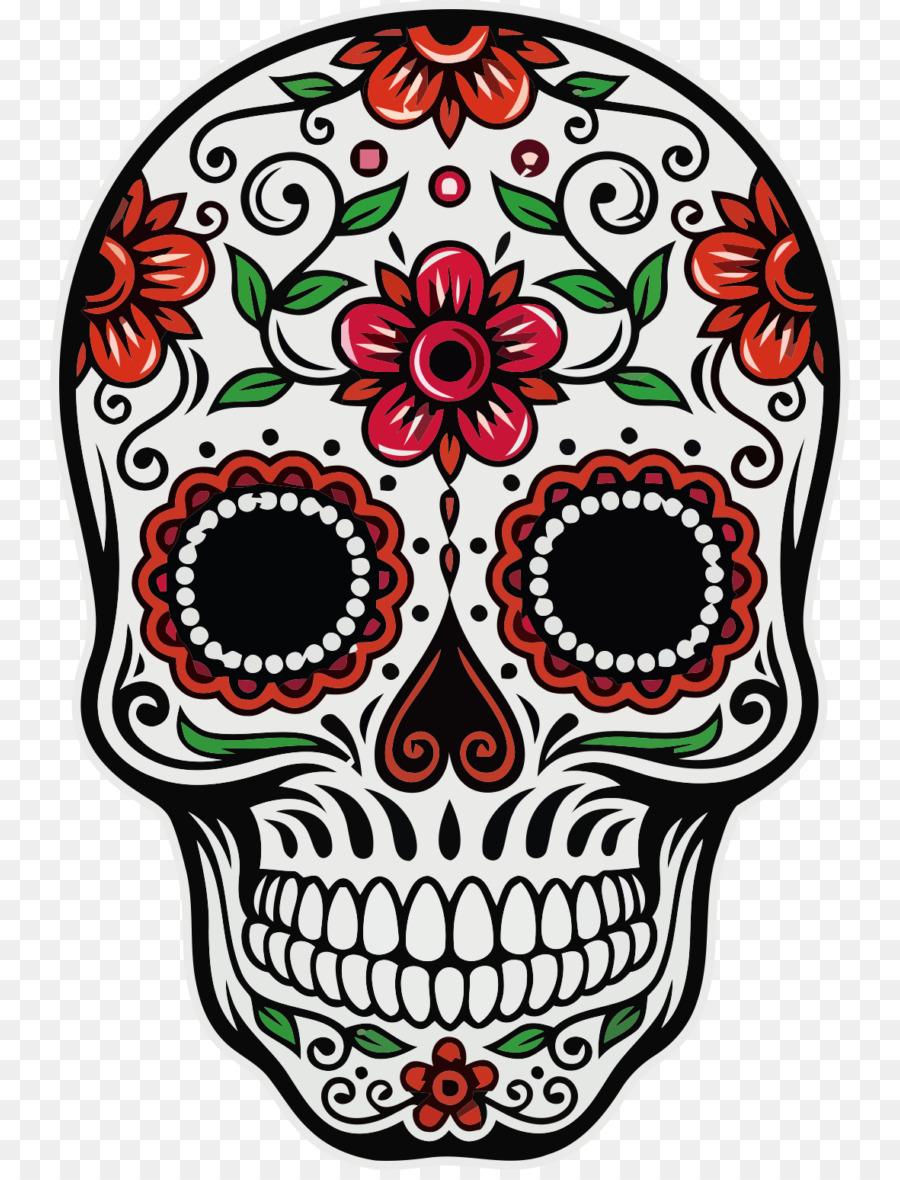 Descarga gratuita de Calavera, Día De Los Muertos, Cráneo De Arte Imágen de Png
