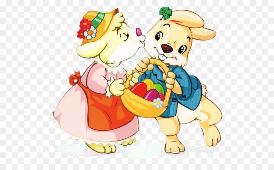 Descarga gratuita de Conejito De Pascua, Pascua , Perro Imágen de Png