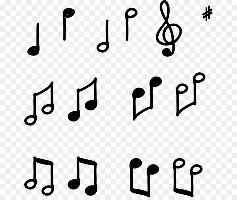 Descarga gratuita de Nota Musical, La Música, Plan De Imágen de Png