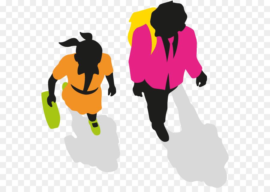 Descarga gratuita de Caminar, Niño, La Escuela imágenes PNG