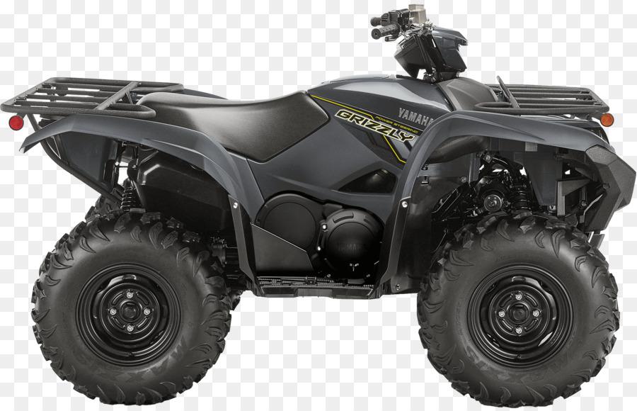 Descarga gratuita de Yamaha Motor Company, Vehículo Todo Terreno, Yamaha Grizzly 600 Imágen de Png