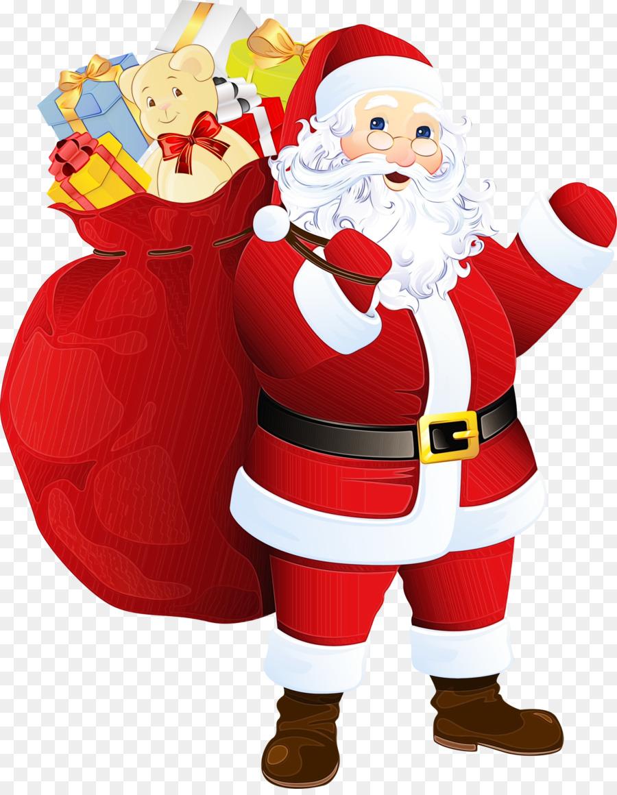 Descarga gratuita de Santa Claus, La Señora Claus, Christmas Day Imágen de Png