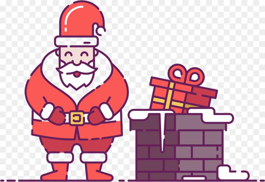 Descarga gratuita de Santa Claus, Christmas Day, Diseños De Navidad Imágen de Png