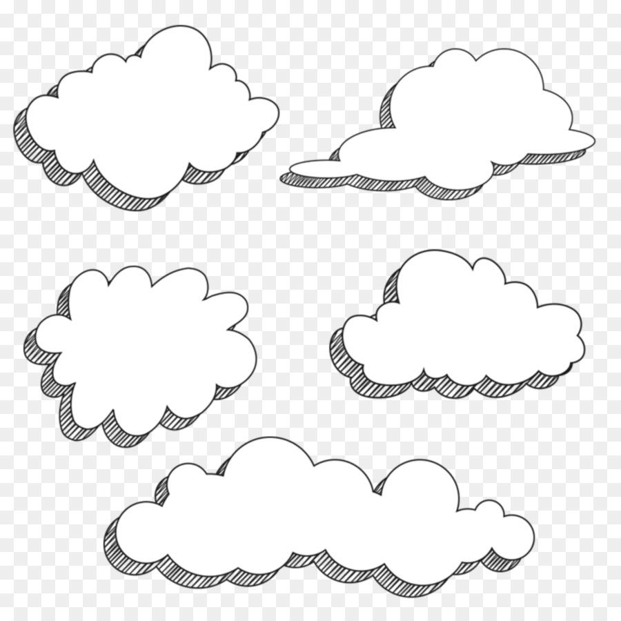 Descarga gratuita de Dibujo, La Nube, Comics imágenes PNG