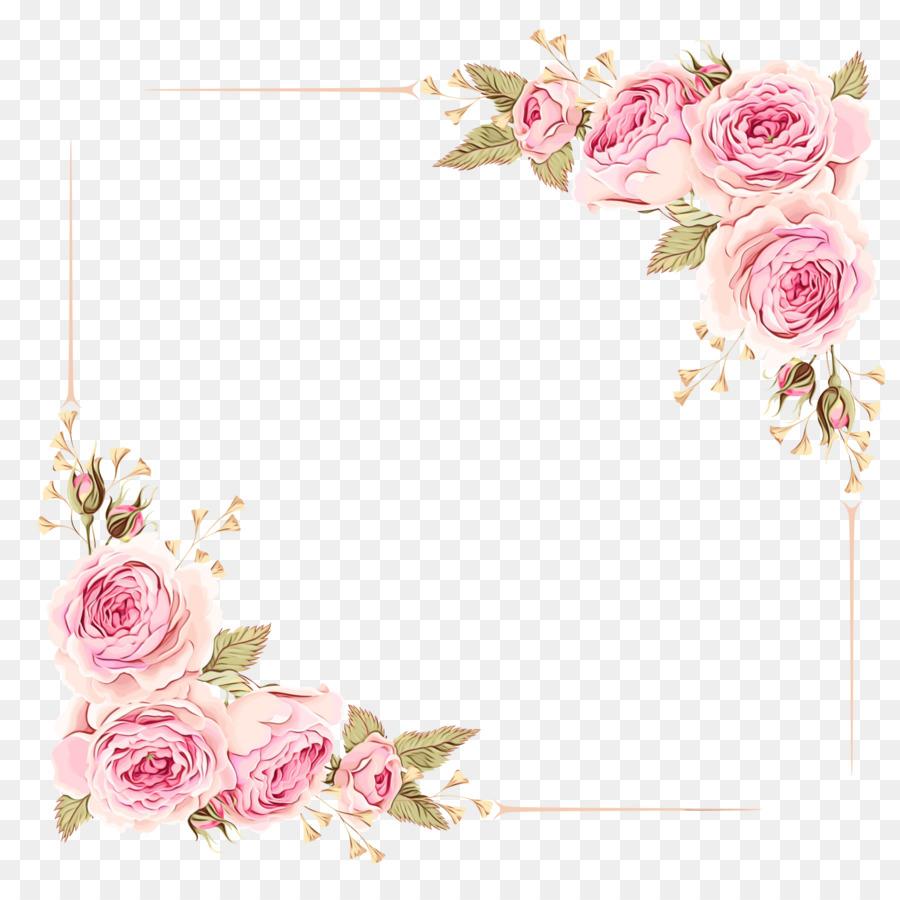 Descarga gratuita de Rosa, Bordes Y Marcos, Flor Imágen de Png