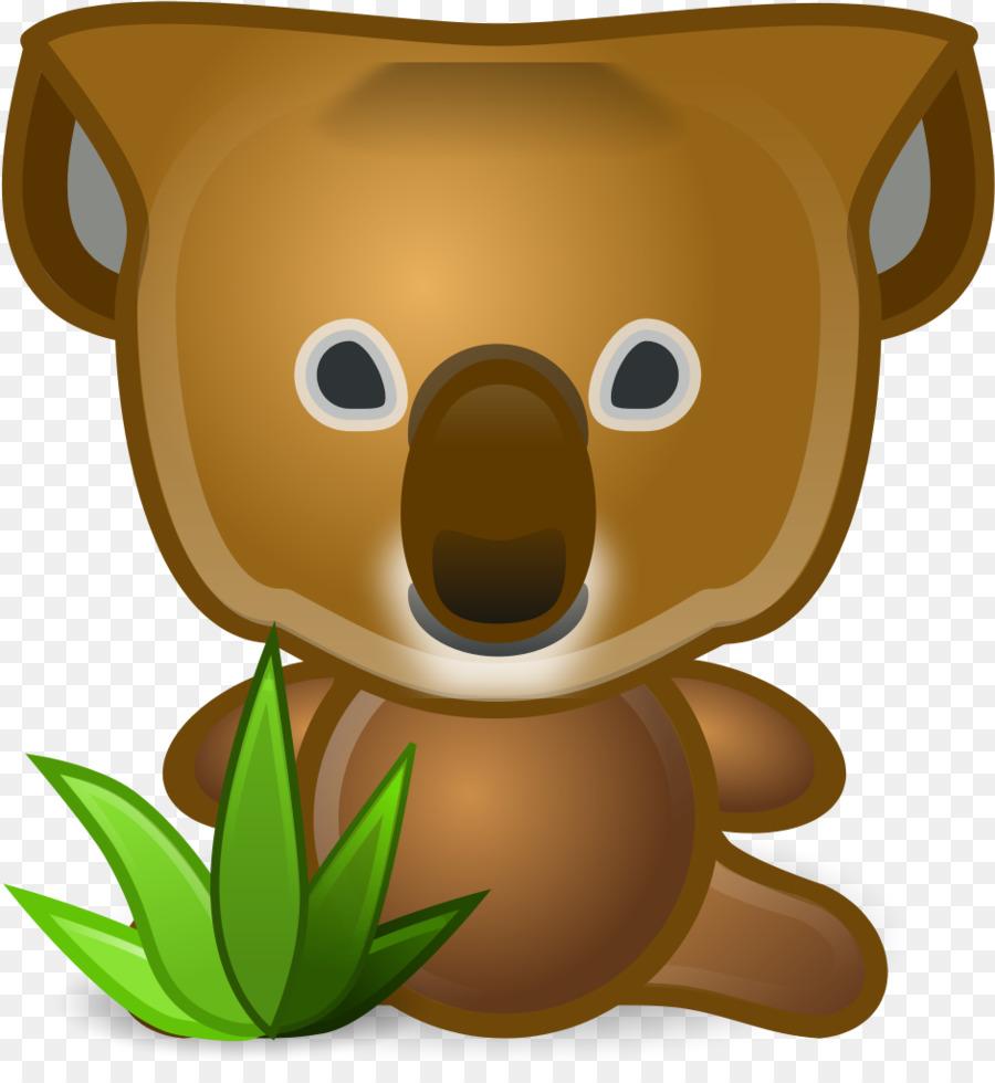 Descarga gratuita de Koala, Dibujo, Silueta Imágen de Png
