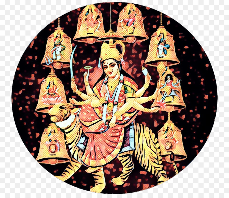 Descarga gratuita de Yo Mahatmya Gigante, Durga, Durga Puja imágenes PNG