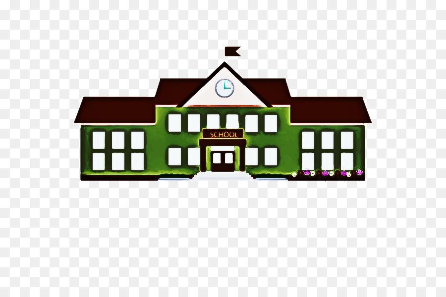 Descarga gratuita de Edificio, La Escuela, Dibujo Imágen de Png