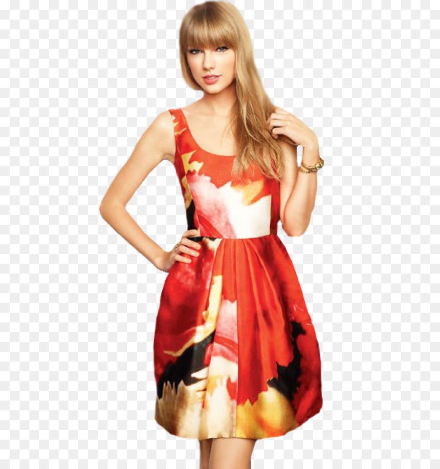Descarga gratuita de Taylor Swift, Vestido, Rojo imágenes PNG