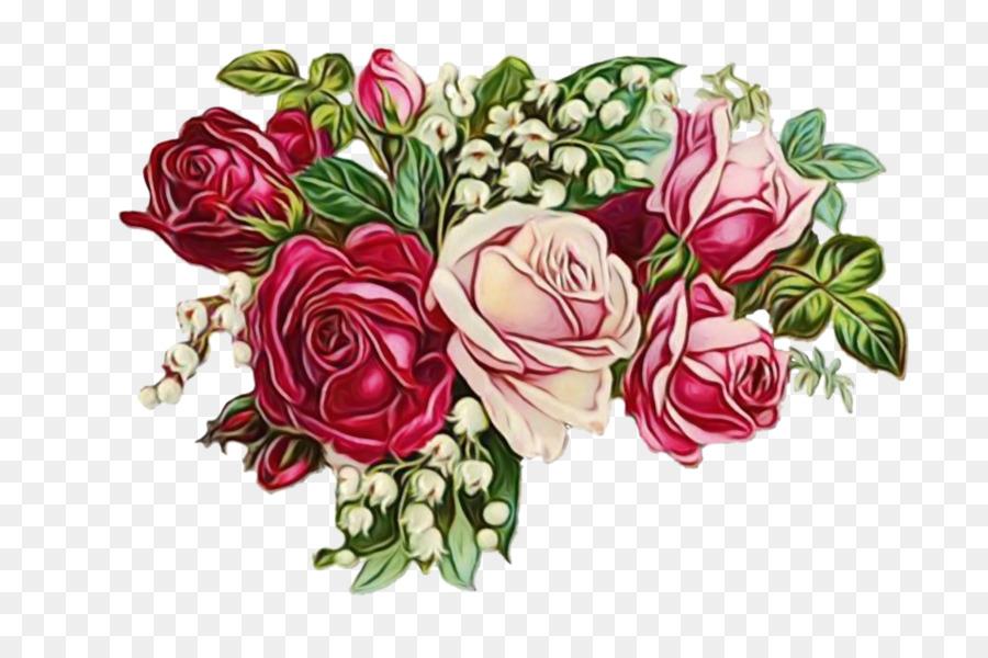 Descarga gratuita de Lirio De Los Valles, Rosa, Las Rosas De Jardín Imágen de Png