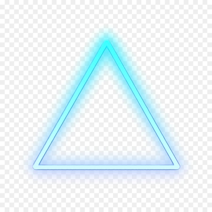 Descarga gratuita de Triángulo, Neon, Letrero De Neón imágenes PNG