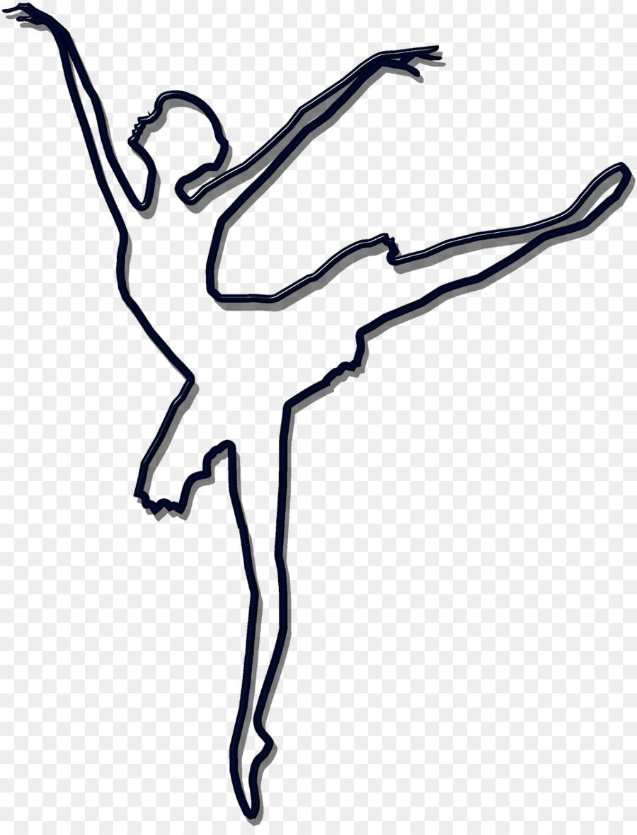 Descarga gratuita de Silueta, Ballet, La Danza imágenes PNG