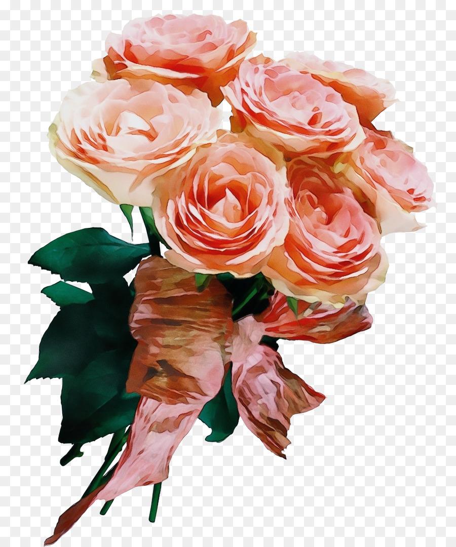 Descarga gratuita de Ramo De Flores, Las Rosas De Jardín, Flor imágenes PNG