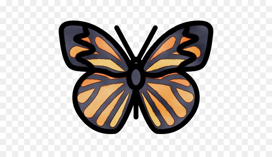 Descarga gratuita de La Mariposa Monarca, Brushfooted Mariposas, Pieridae Imágen de Png
