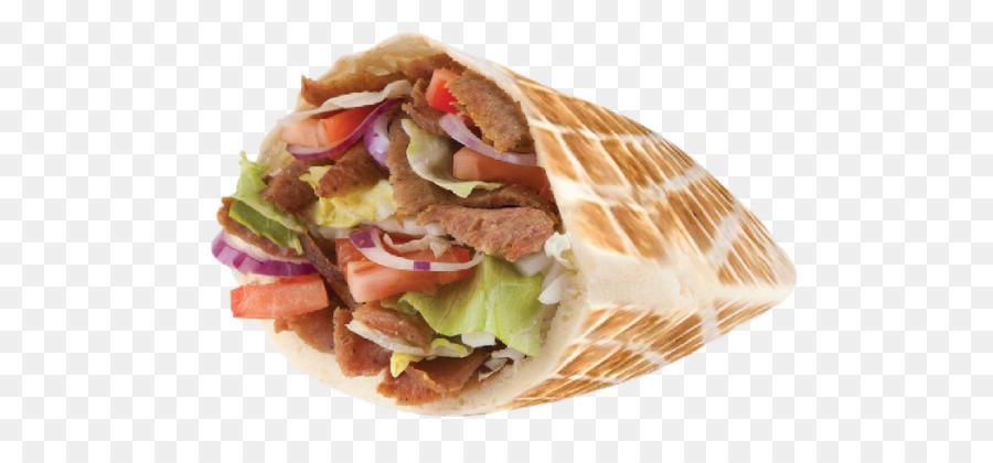 Descarga gratuita de Gyro, Kebab, Pita Imágen de Png