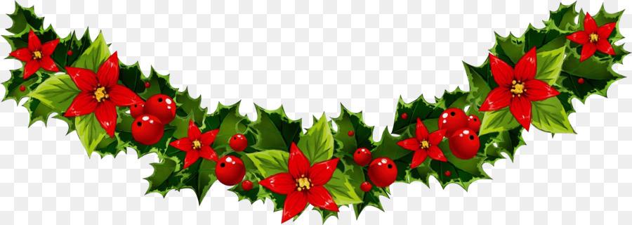 Descarga gratuita de Christmas Day, Guirnalda, La Señora Claus Imágen de Png