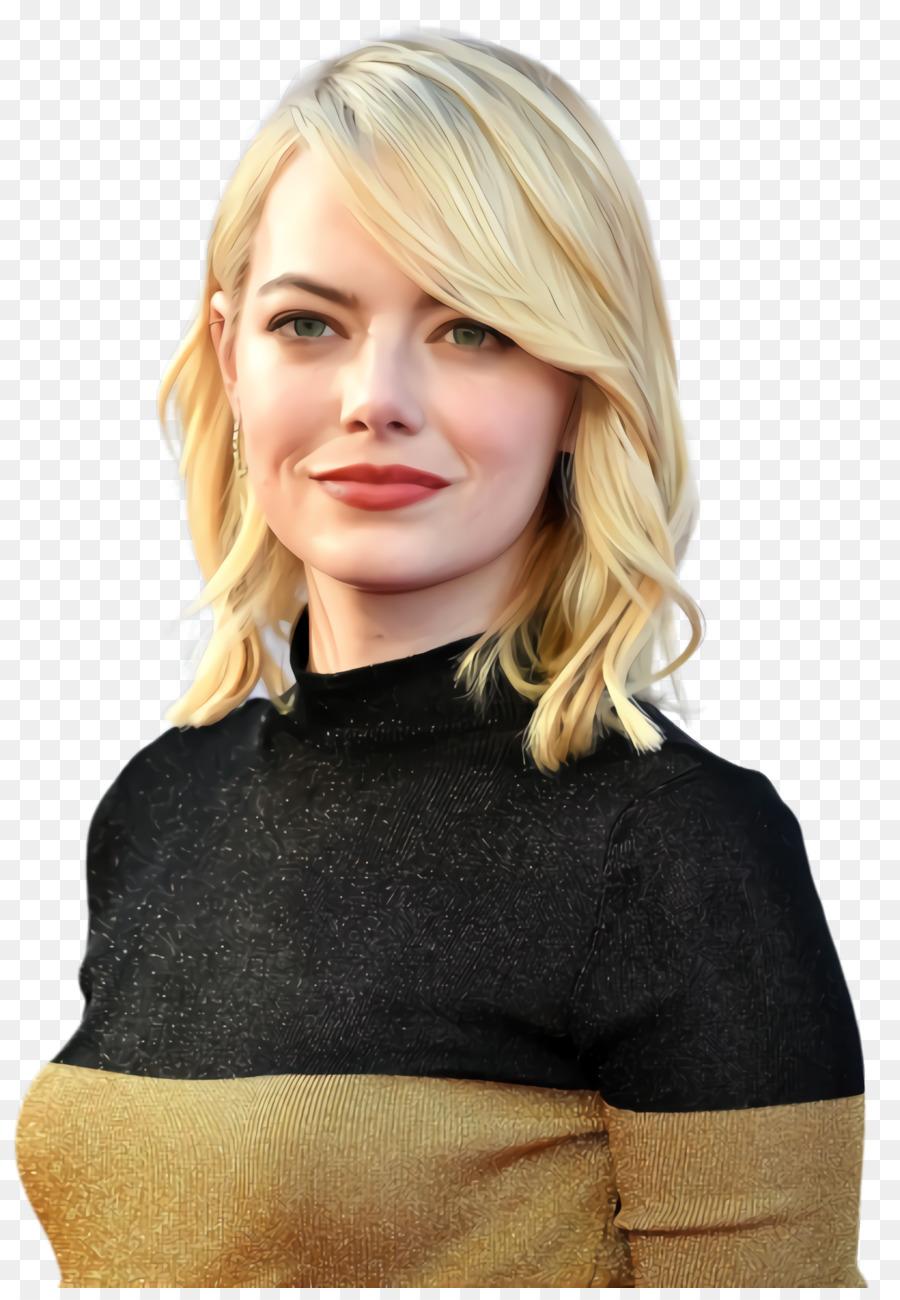 Descarga gratuita de Emma Stone, Peinado, El Cabello De La Cabeza imágenes PNG