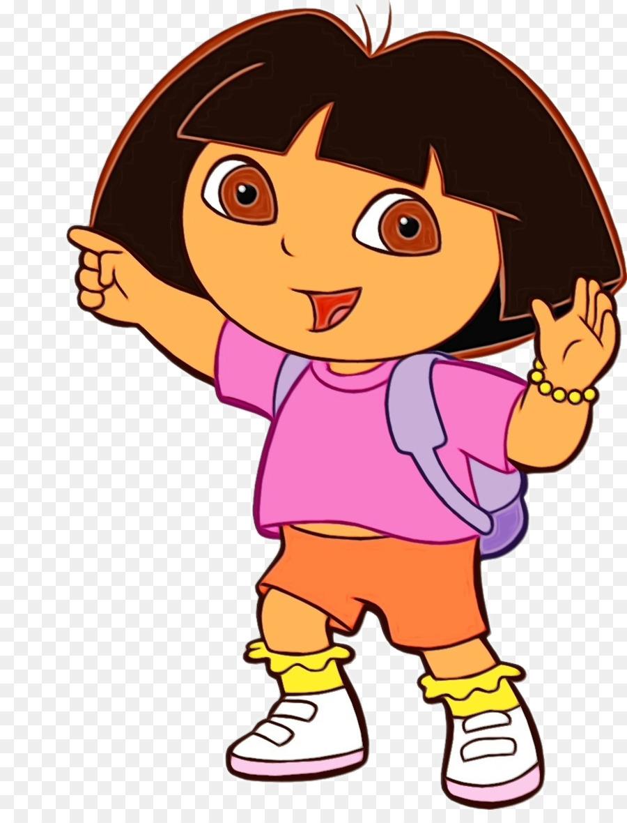 Descarga gratuita de Dora La Exploradora, Swiper, Nickelodeon imágenes PNG