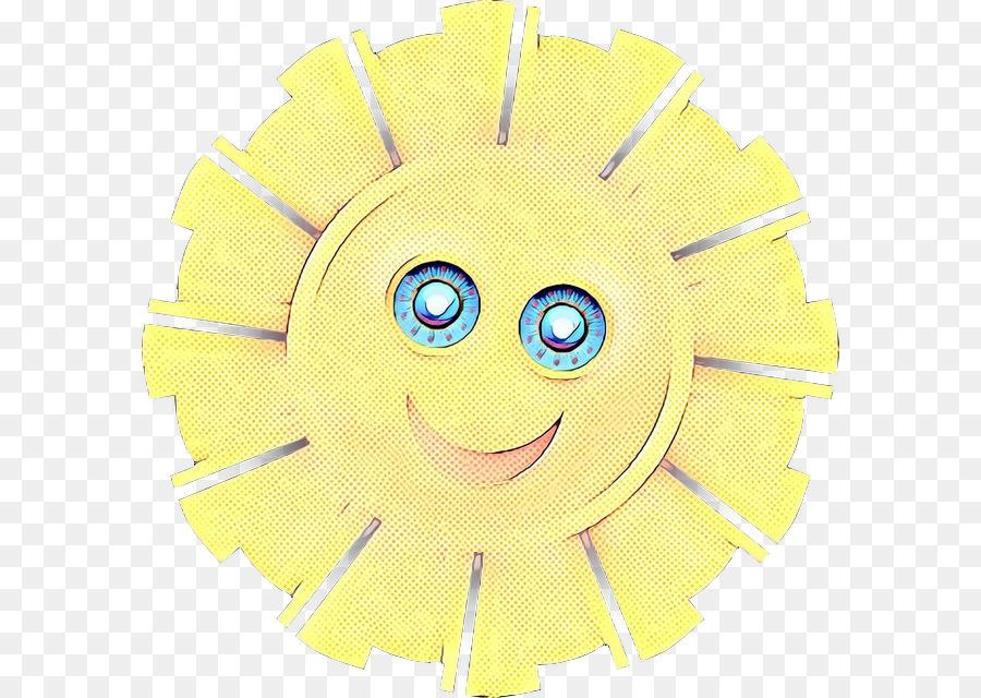 Descarga gratuita de Amarillo, Sonrisa, Material Imágen de Png