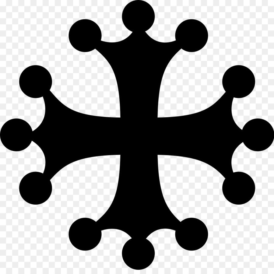 Descarga gratuita de Occitano De La Cruz, Cruces En La Heráldica, Cruz Cristiana Imágen de Png