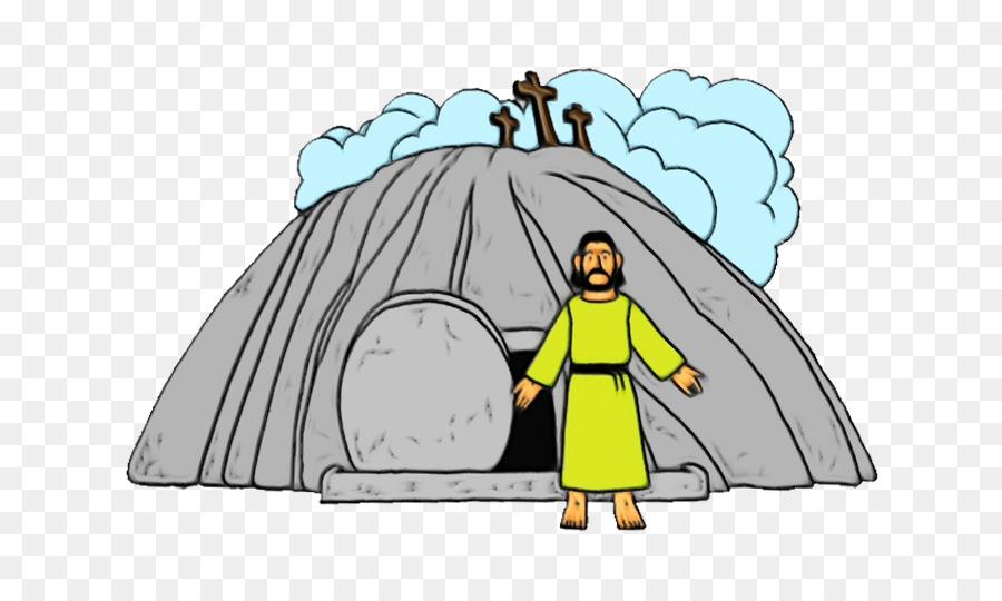 Descarga gratuita de La Resurrección De Jesús, La Resurrección, Tumba Vacía imágenes PNG