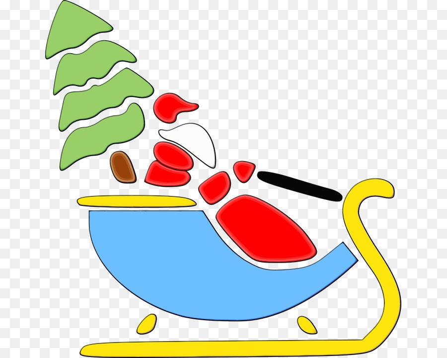 Descarga gratuita de La Señora Claus, Santa Claus, Trineo Imágen de Png