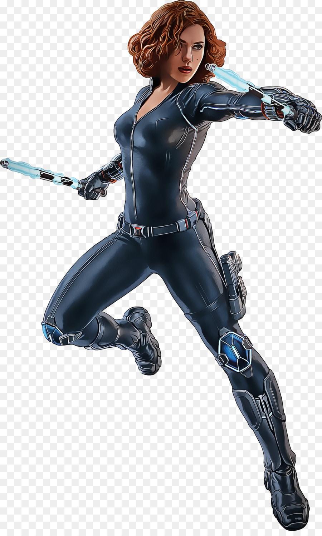 Descarga gratuita de Scarlett Johansson, La Viuda Negra, Avengers Age Of Ultron Imágen de Png