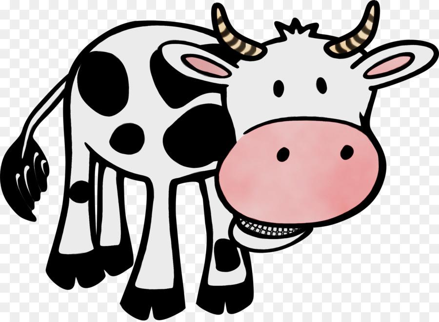 Descarga gratuita de Ganado Holstein Friesian, Becerro, Ganado Lechero imágenes PNG
