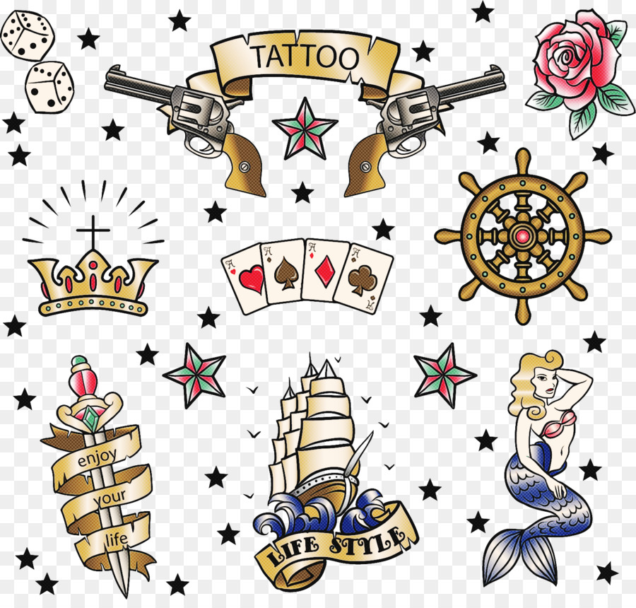 Descarga gratuita de De La Vieja Escuela Tattoo, Tatuajes De Marinero, Tatuaje imágenes PNG