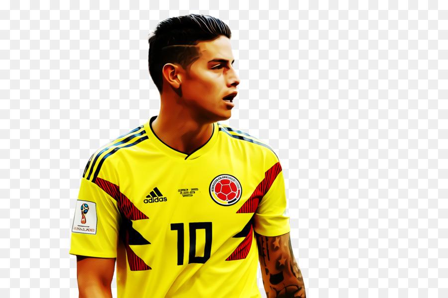 Descarga gratuita de La Copa Del Mundo De 2018, Colombia Equipo De Fútbol Nacional De, El Real Madrid Cf Imágen de Png