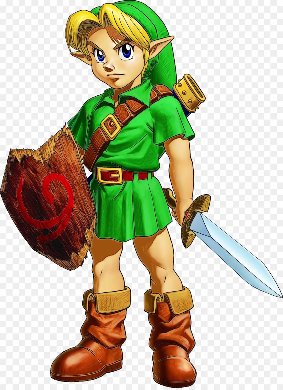 Descarga gratuita de La Leyenda De Zelda Ocarina Del Tiempo, La Leyenda De Zelda Majoras Mask, Enlace imágenes PNG