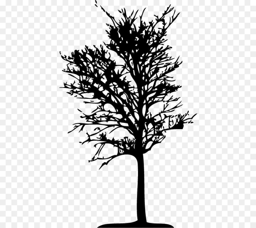Descarga gratuita de Silueta, Negro, árbol imágenes PNG