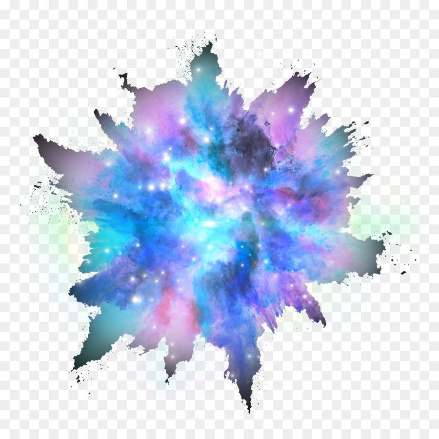 Descarga gratuita de Explosión, Color, Explosión De Polvo imágenes PNG