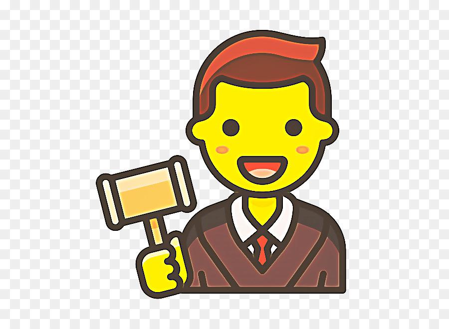 Descarga gratuita de Emoji, Juez Imágen de Png