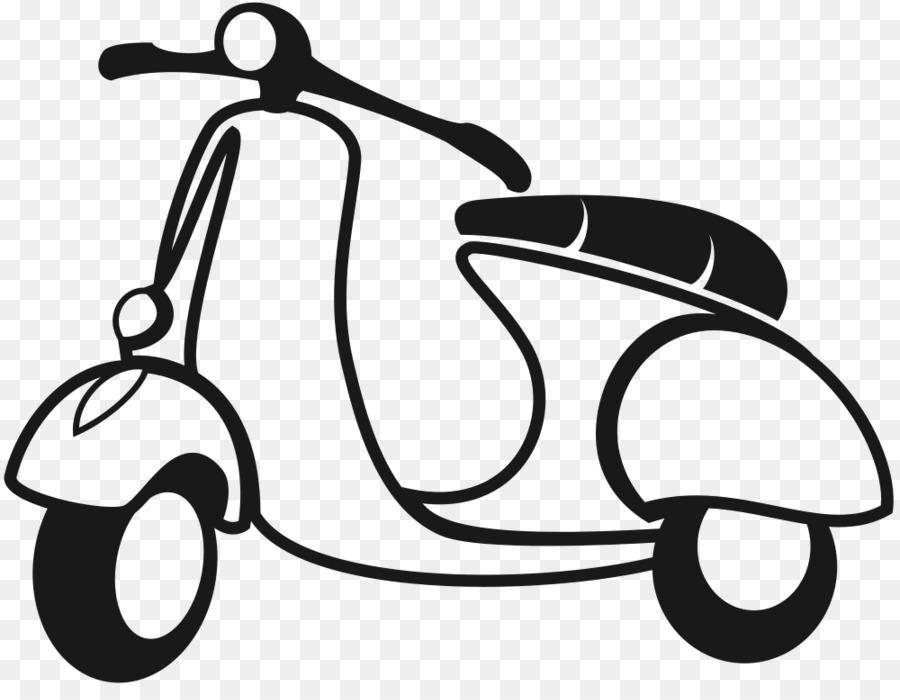 Descarga gratuita de Scooter, Motocicleta, Dibujo imágenes PNG