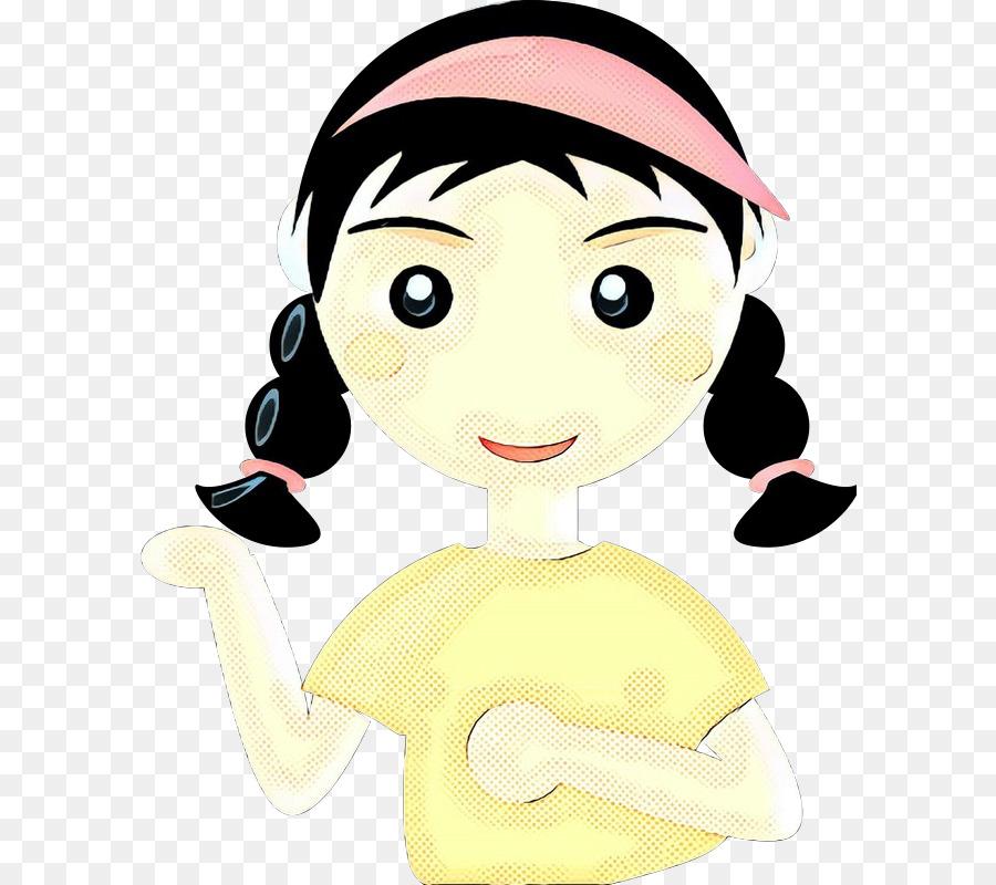 Descarga gratuita de Chica, Dibujo, La Lindura Imágen de Png