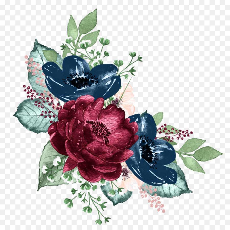 Descarga gratuita de Invitación De La Boda, Invitación, Diseño Floral Imágen de Png