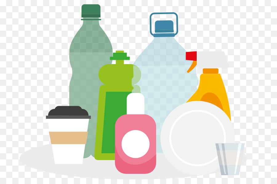 Descarga gratuita de De Plástico, Botella De Plástico, Clasificación De Residuos imágenes PNG