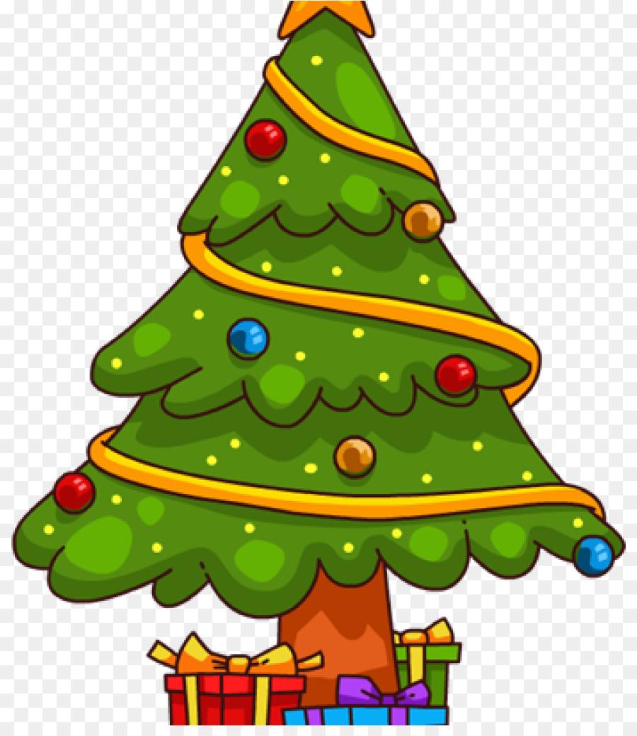 Descarga gratuita de Dibujo, Christmas Day, árbol De Navidad Imágen de Png