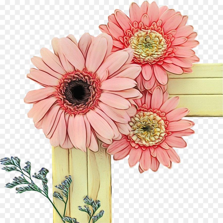 Descarga gratuita de Flor, La Floración De La Planta, Gerbera Imágen de Png