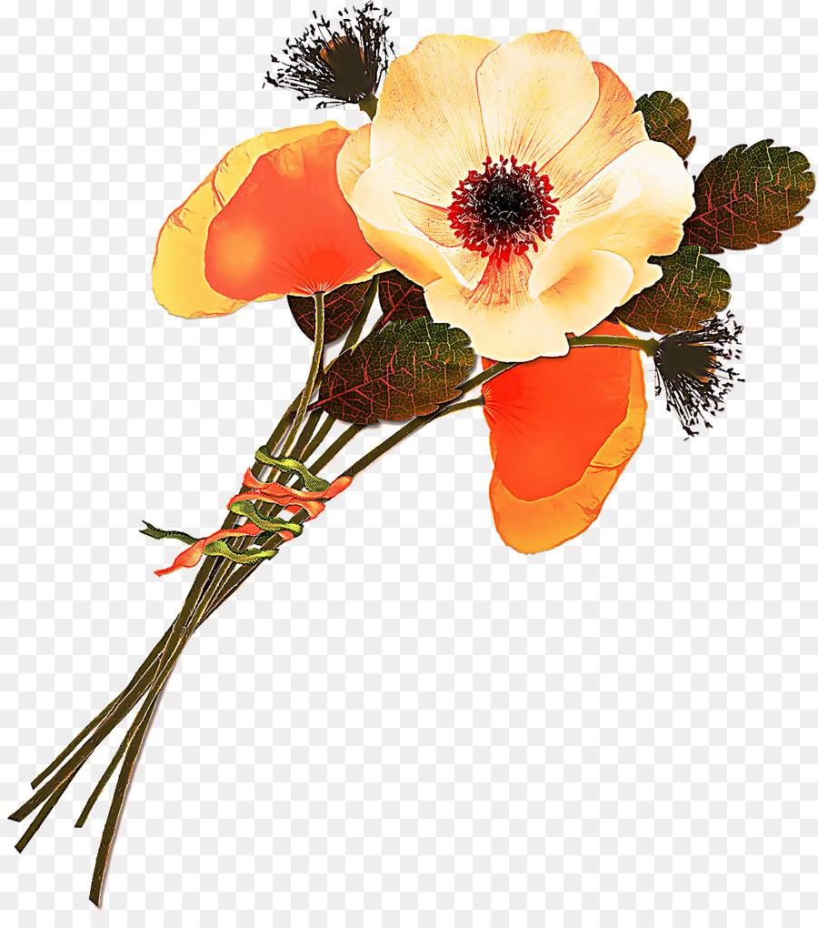 Descarga gratuita de Flor, Las Flores Cortadas, Naranja Imágen de Png