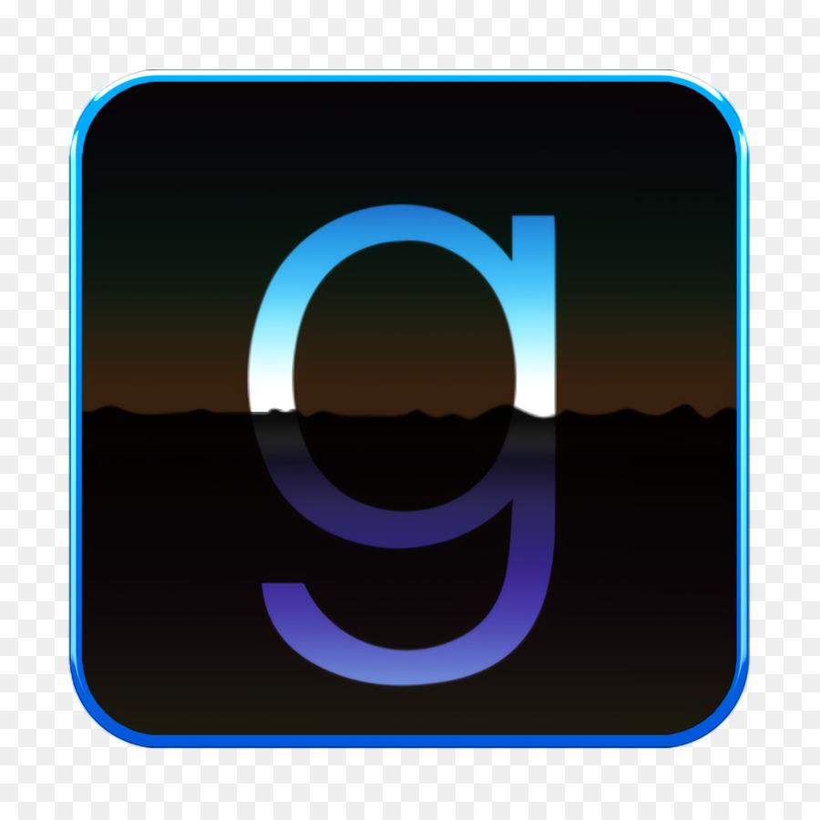 Descarga gratuita de Azul Eléctrico, Círculo, Logotipo imágenes PNG