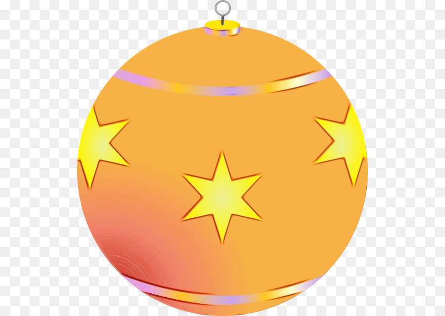 Descarga gratuita de Naranja, Amarillo, Adorno De Navidad Imágen de Png