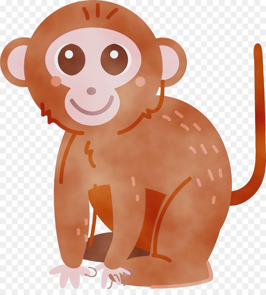 Descarga gratuita de Animal Figura, Nuevo Mono Del Mundo, Animación Imágen de Png