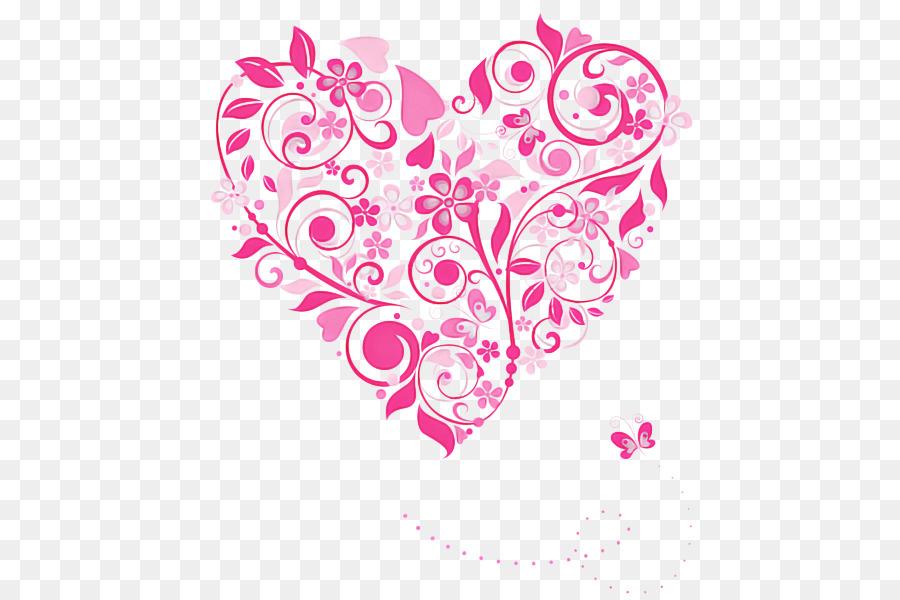Descarga gratuita de Corazón, Rosa, El Amor Imágen de Png