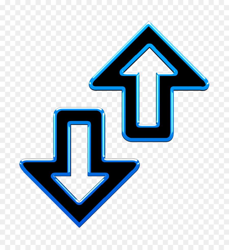 Descarga gratuita de Azul Eléctrico, Logotipo, Símbolo imágenes PNG