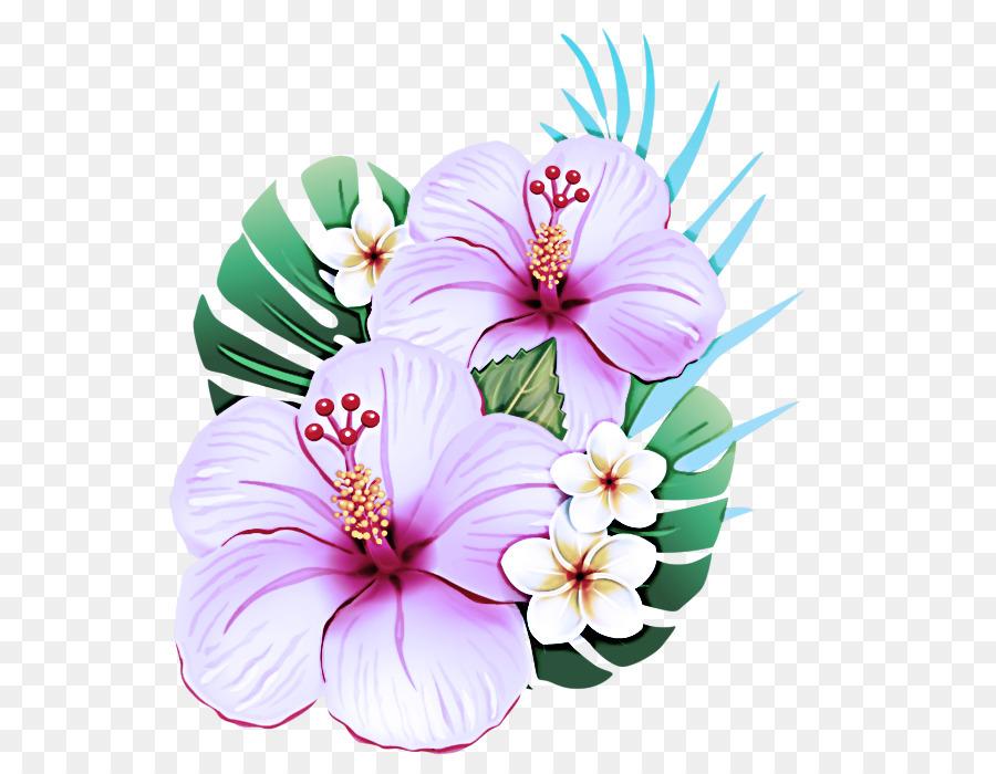 Descarga gratuita de Hibiscus Hawaiian, Flor, Rosa Imágen de Png
