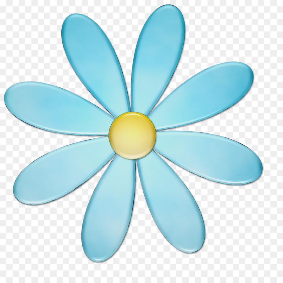 Descarga gratuita de Azul, Pétalo, Turquesa Imágen de Png