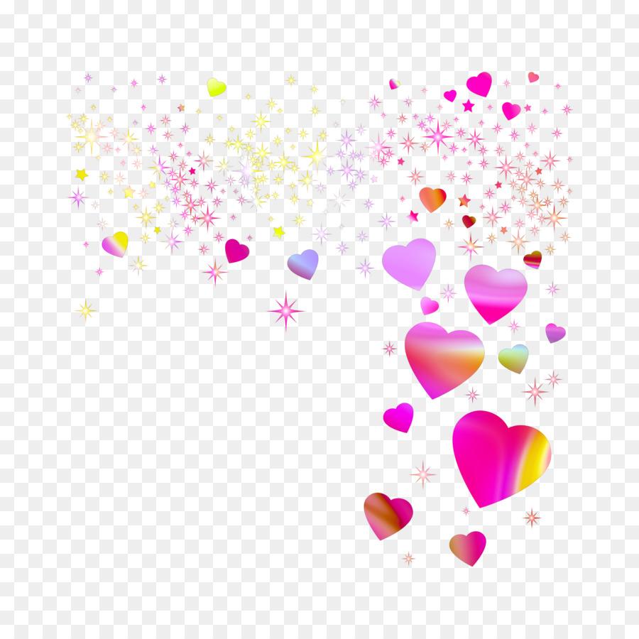 Descarga gratuita de Corazón, Rosa Imágen de Png
