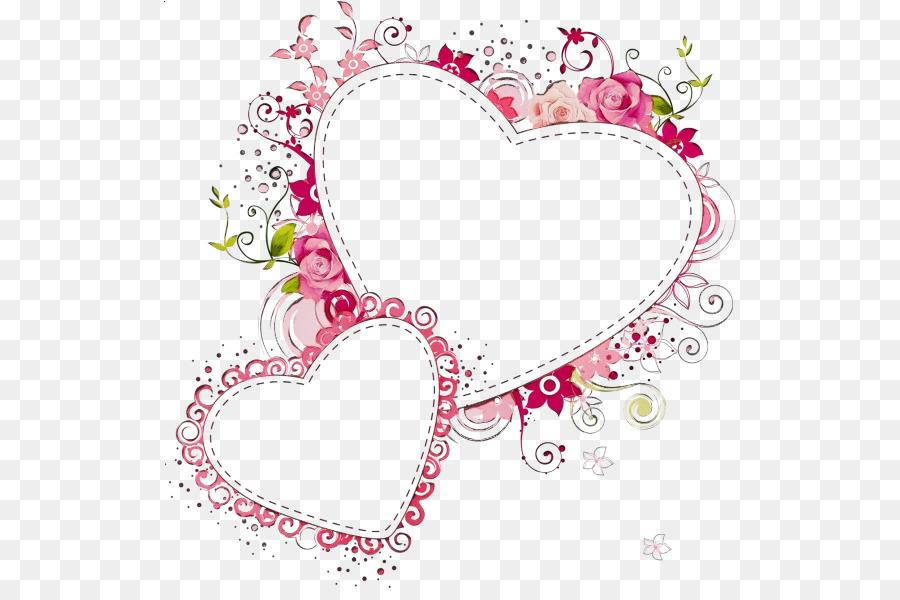 Descarga gratuita de Corazón, Rosa, Texto Imágen de Png